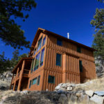 Colorado Mountain Construction Estes Park Colorado Luxury Log Construction